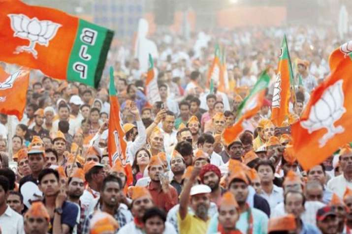 The BJP had conceded four seats to its allies this time -