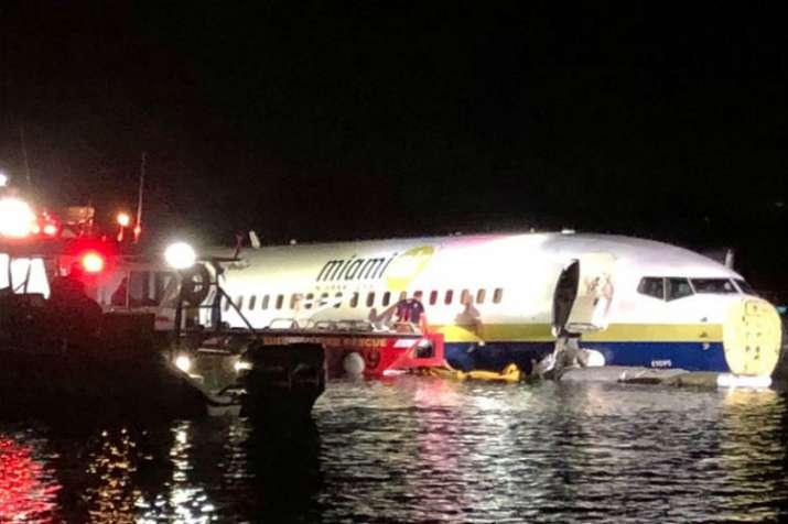 Boeing 737, Florida river