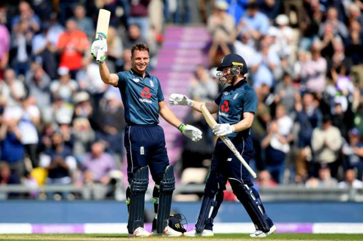 2nd ODI: Jos Buttler unbeaten ton powers England to 12-run victory over Pakistan