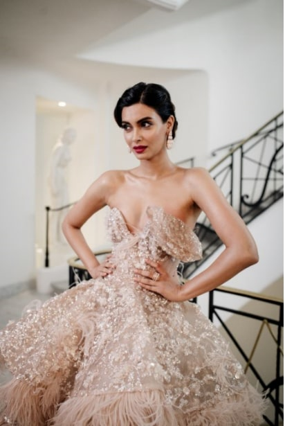 India Tv - Diana Penty at Cannes