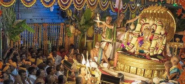 World's richest temple, Tirumala's Sri Venkateswara has