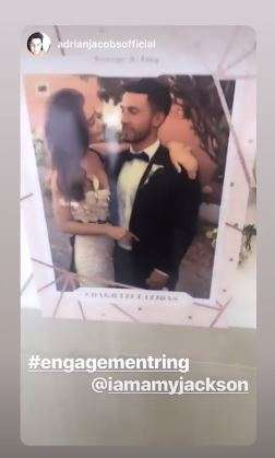 India Tv - Pregnant Amy Jackson gets engaged to boyfriend George Panayiotou