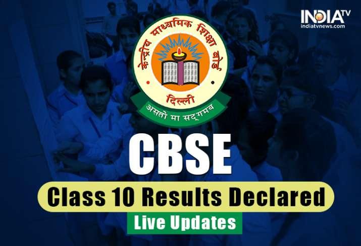 CBSE class 10 result 2019 topper