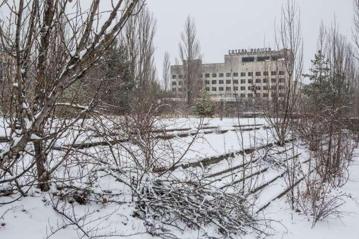 India Tv - Chernobyl