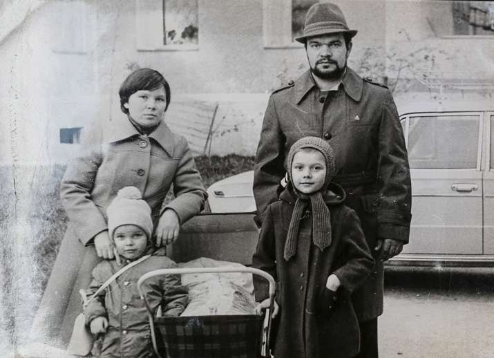 India Tv - Families returning to Chernobyl