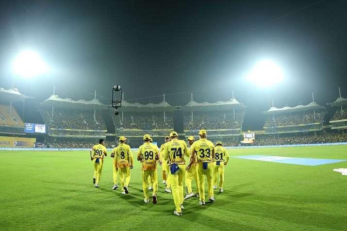India Tv - Chennai Super Kings last won against Mumbai Indians at home in 2010
