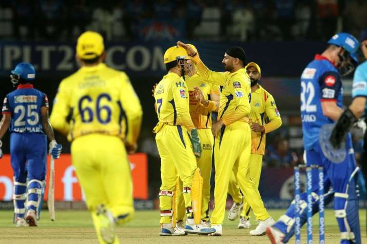 IPL 2019, Qualifier 2: Clinical Chennai beat Delhi by 6 wickets to enter 8th IPL final