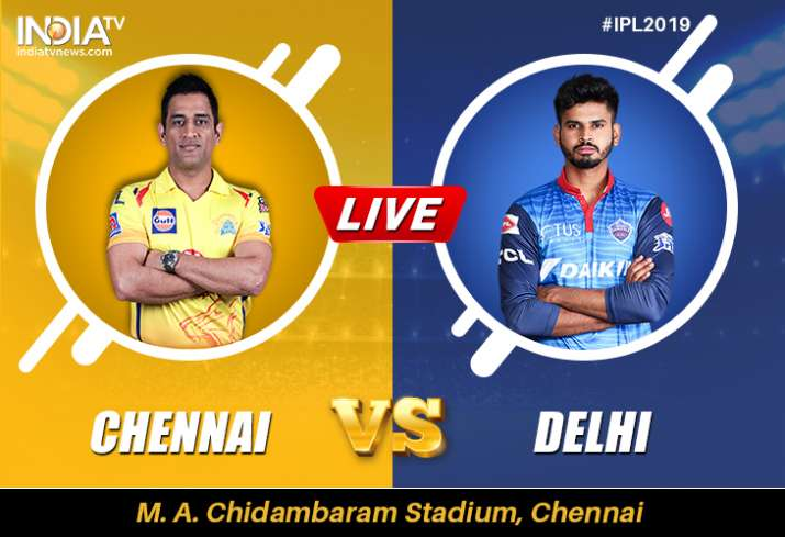 Live Streaming Cricket, CSK vs DC, IPL: Watch Live Match Chennai Super Kings vs Delhi Capitals Onlin