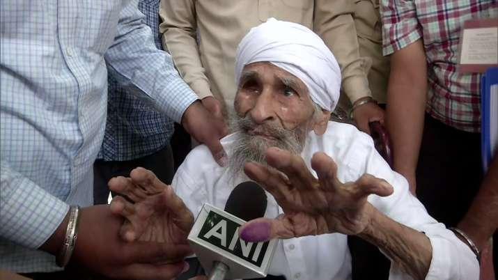 111 year old Bachan Singh