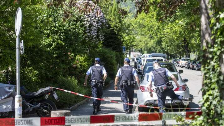 Man shoots two hostages dead and commits suicide in Zurich