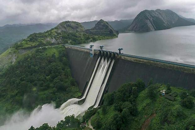 "With water storage in dams dropping to a ""critical"" level,"