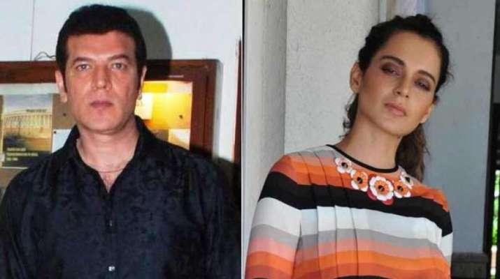 India Tv - Aditya Pancholi files counter suit after Kangana Ranaut's sister Rangoli's 'assault, exploitation' complaint