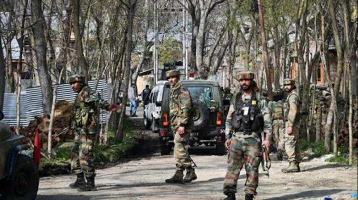 Indian Army's counter-terrorism operation