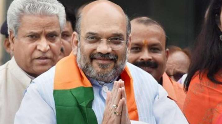India Tv - BJP President Amit Shah