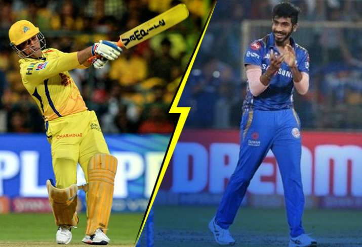 MS Dhoni and Jasprit Bumrah hold the key to their team's