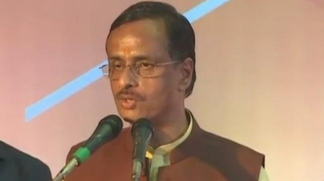 Deputy Chief Minister of UP Dinesh Sharma