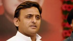 President of Samajwadi Party Akhilesh Yadav