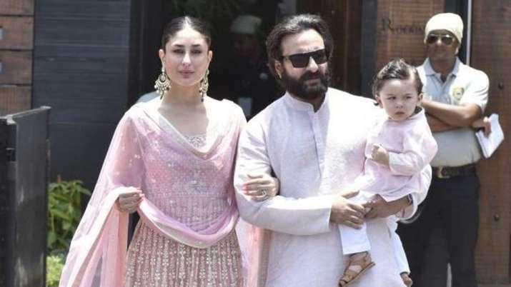 saif ali khan white kurta at sonam kapoor wedding