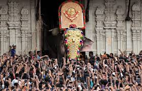 Thrissur Pooram is billed as the 'mother of all festivals'