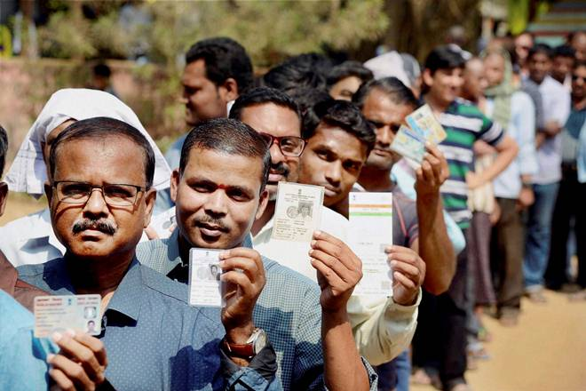 63% voting in sixth phase