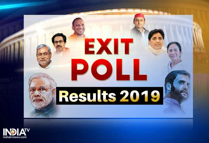 latest exit poll results 2019 lok sabha what are exit polls