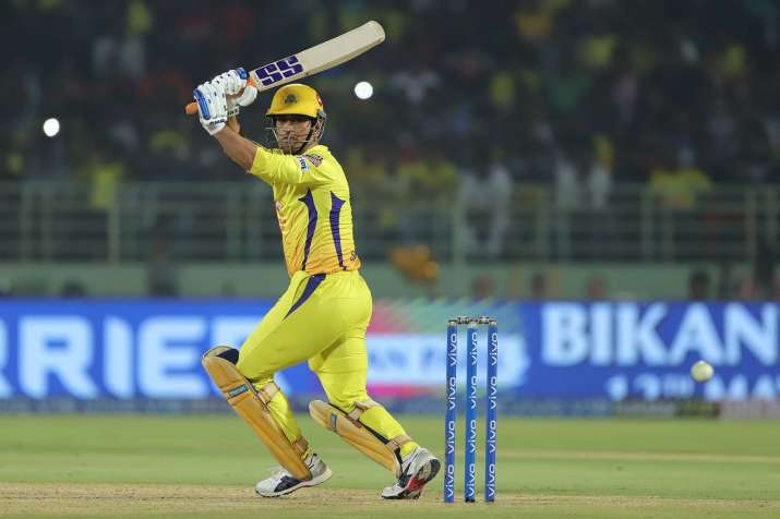 CSK defeated Delhi Capitals by six wickets to enter their