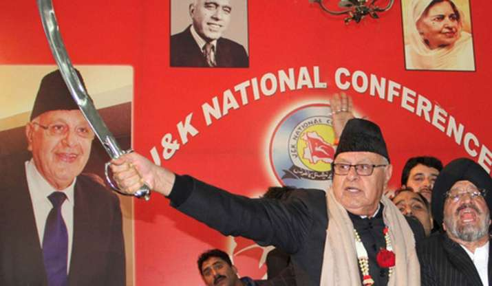 Election result 2019: Farooq all set to win in Srinagar, Mehbooba likely to finish third