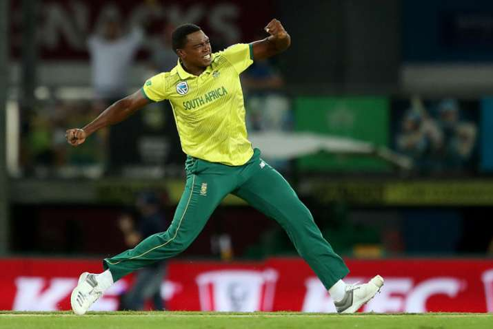 Lungi Ngidi will lead the South African pace attack