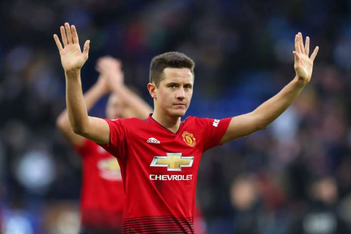 Ander Herrera remained an important squad player for