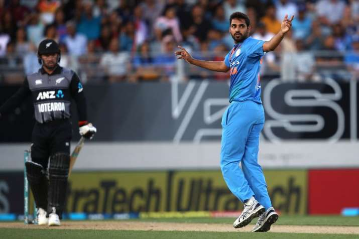 Bhuvneshwar Kumar has taken 19 wickets this year in 10 ODIs