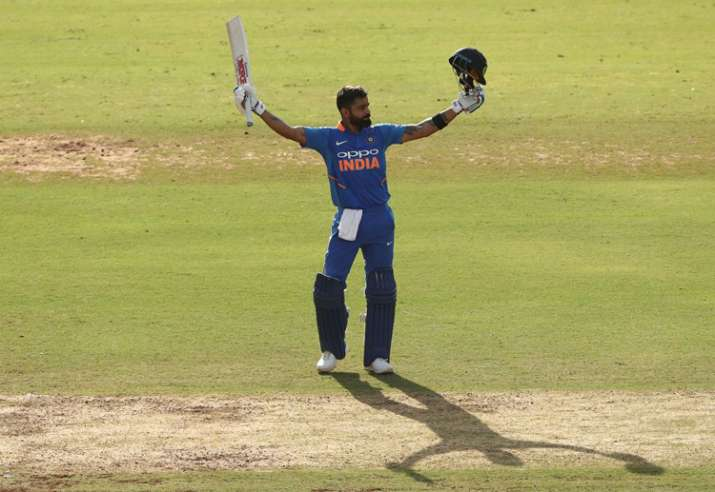 The Indian captain will look to reach 11,000 runs by the