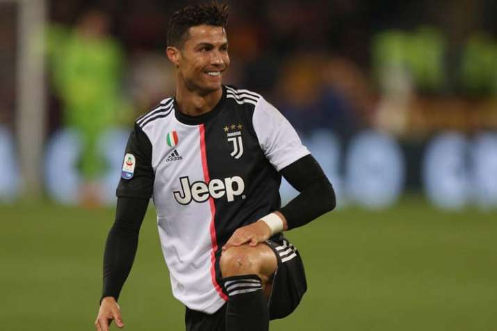 new products c670f 4db62 Cristiano Ronaldo named Serie A Player of the Year in maiden ...