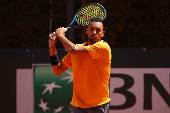 French Open 2019: Nick Kyrgios pulls out two days before 1st round