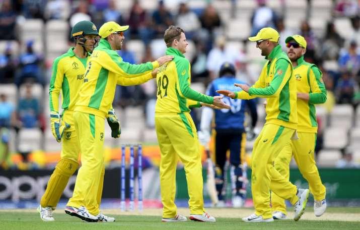Australia Sri Lanka World Cup 2019