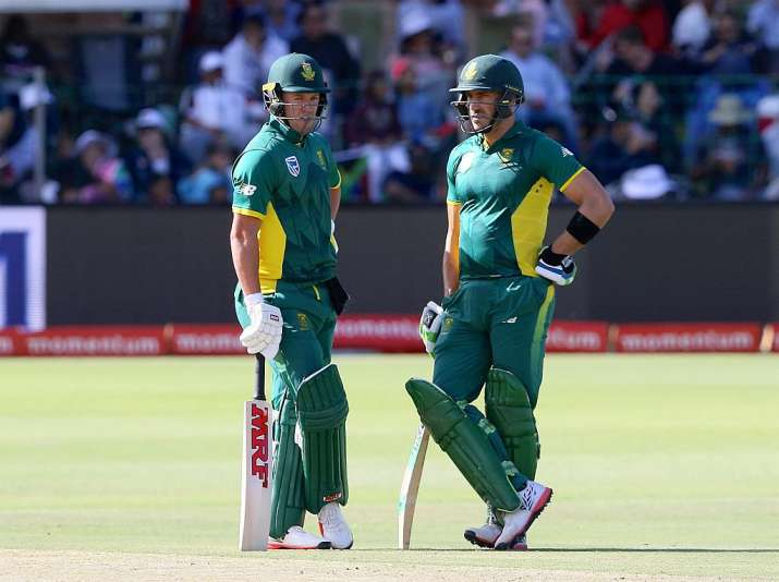 AB de Villiers and Faf du Plessis are close friends, and