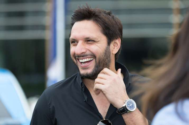 Shahid Afridi left out Sachin Tendulkar and MS Dhoni from