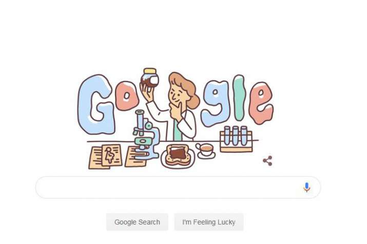 Google honours Lucy Wills with a Doodle, who gave birth to folic acid