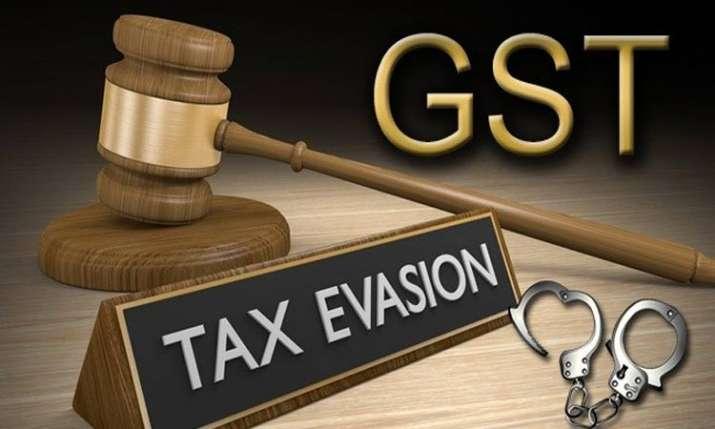 GST tax evasion, ca arrested, cs arrested, massive crackdown gst evaders, gst massive crackdown, gst