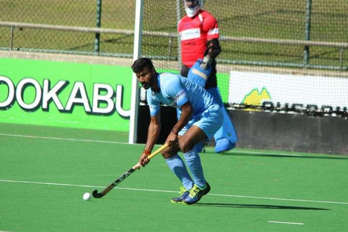 Indian men's hockey team registers comfortable 3-0 win against Australia A