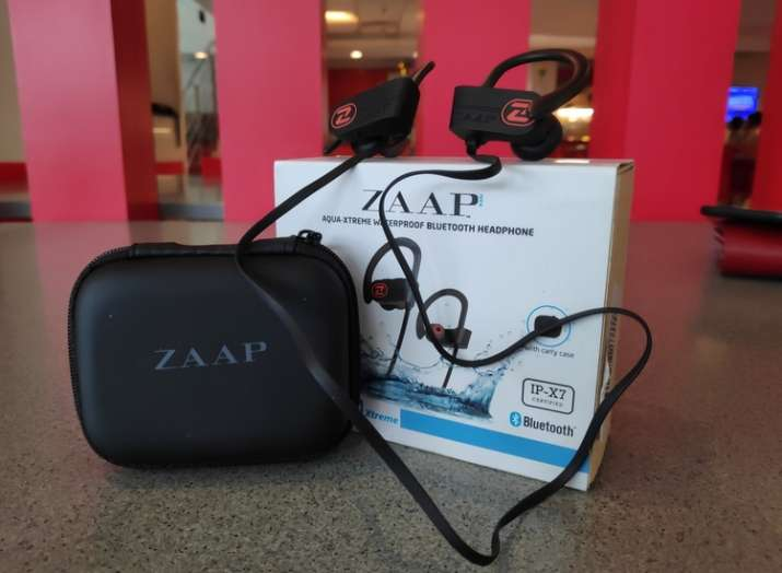 ZAAP Aqua Xtreme review: Strong, sturdy and reliable headphones with waterproof IPX7 certification