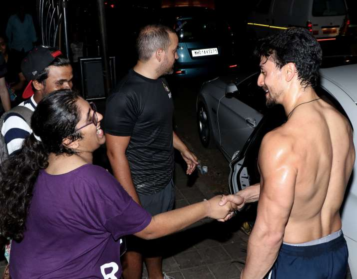 India Tv - Tiger Shroff's shirtless pictures will leave you sweating