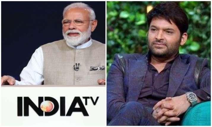 ModiOnIndiaTV