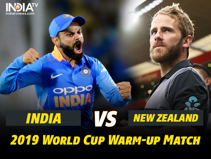 Live Match India vs New Zealand, World Cup: When and Where to Live