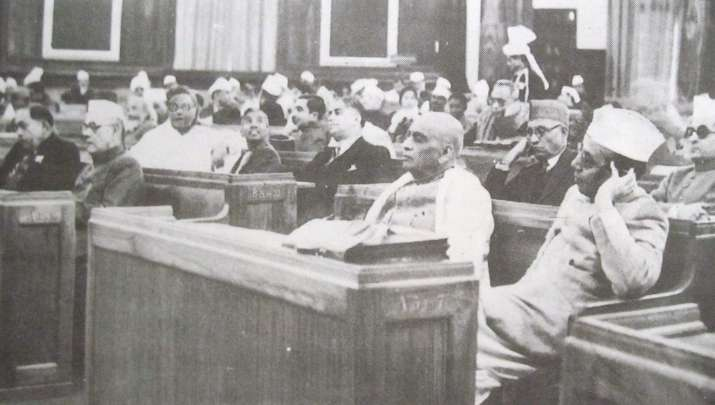 India Tv - Indian Constituent Assembly