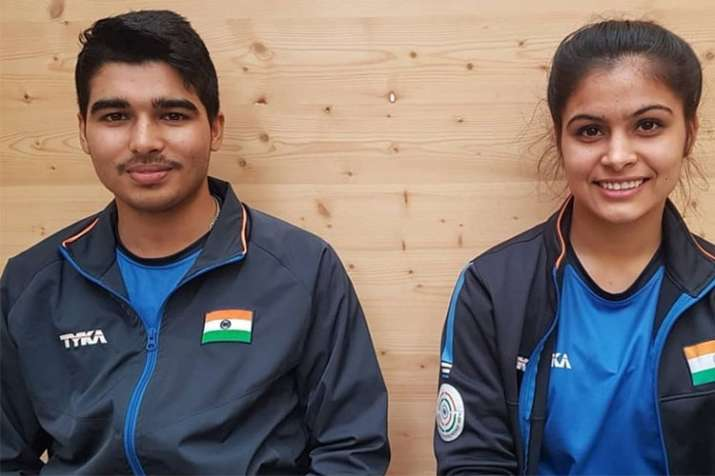 India sweep mixed team titles to conclude best ever ISSF World Cup performance