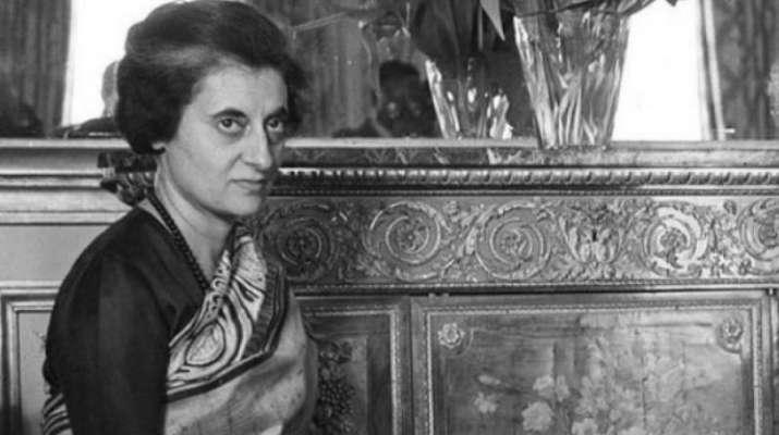India Tv - The Iron Lady Indira Gandhi