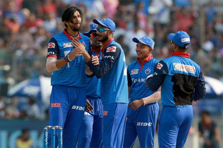 Live Cricket Score, DC vs RR IPL 2019: Mishra, Ishant star