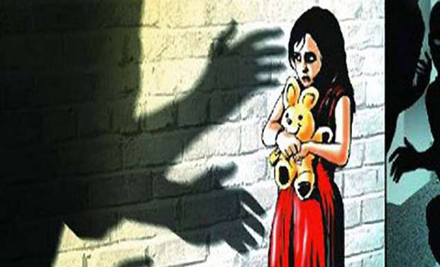 Preliminary medical exam of accused in 3-yr-old girl's rape