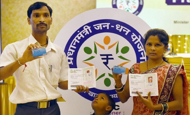 India Tv - Pradhan Mantri Jan Dhan Yojana is one of the biggest financial inclusion initiatives in the world. It was announced by Prime Minister Narendra Modi on 15th August 2014 from the ramparts of the Red Fort.