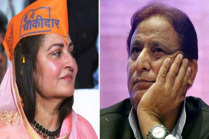 Notably, it was Azam Khan who had campaigned for Jaya Prada